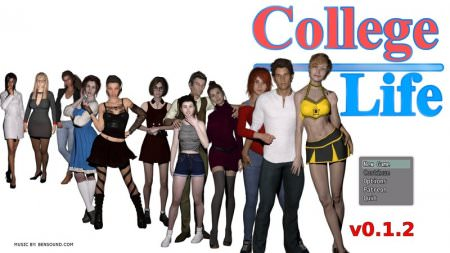 College Life 0.3.1 Game Download for PC & Android