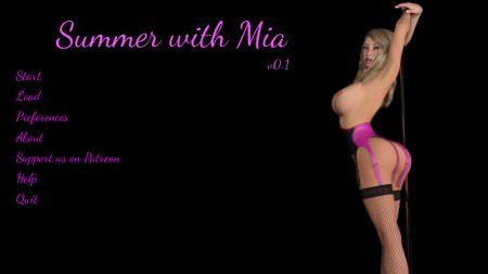 Summer with Mia Act 1-3 Part 1 Game Download for PC & Android