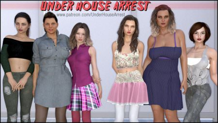 Under House Arrest 0.6.1R Game Download for PC & Android