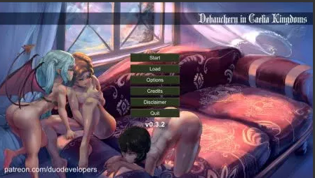 Debauchery In Caelia Kingdoms 0.3.4a Game Download for PC & Android