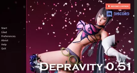Depravity 0.56b Game Download for PC & Android
