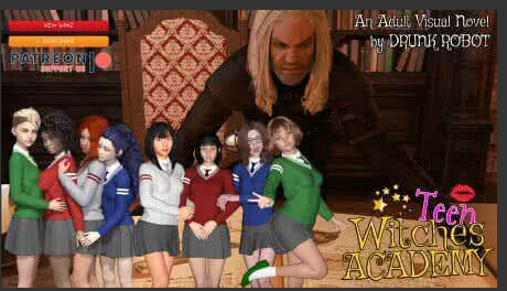 Teen Witches Academy 0.0.4 Game Download for PC & Android