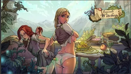 Innocent Witches 0.5f Free Download PC Game